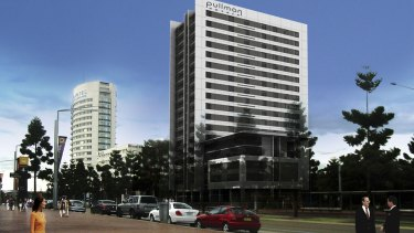 Pullman Sydney Olympic Park has been sold to AXA Investments.