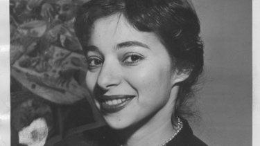 Mirka Mora in 1954.