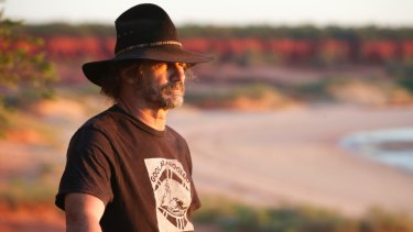 Bardi man Lenny O'Meara and his family started Kimberly Wild Gubinge in Western Australia a few years ago.