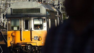A man has been fatally struck by a train at Riverwood.