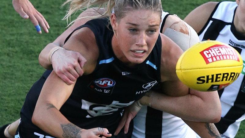 AFLW: Star Blue back, Pies drop Layton