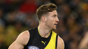 Kane Lambert has been a key player for the Tigers.