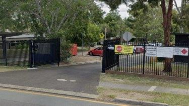 Runcorn State High School on Brisbane's southside.