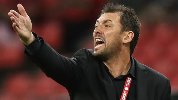 Tony Popovic on Perth Glory's wishlist