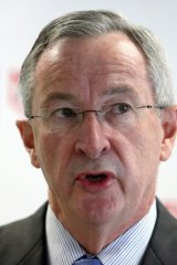 NSW Minister for Health, Brad Hazzard.