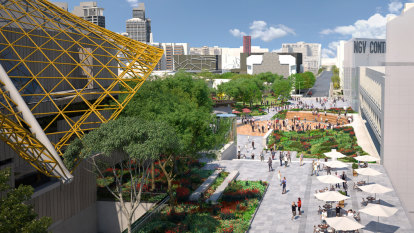 Renowned design teams to create public space for $1b Melbourne arts precinct