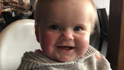 'When I picked her up I knew': 11-month-old Lucy died hours after contracting the flu
