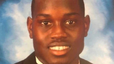 Ahmaud Arbery was killed while jogging.