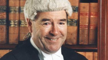 Justice Stephen Charles.