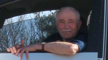 Antonios Crocaris died from injuries suffered in the Flinders Street attack.
