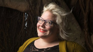 American writer, Lindy West, one of the key voices in the the genre of powerful women's writing in the last decade.