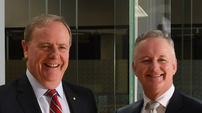 Nine chairman Peter Costello urges Morrison government to act on press freedom