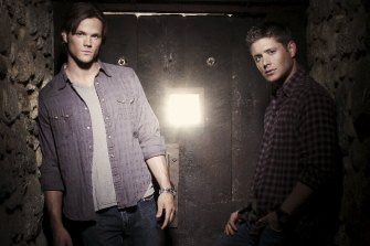 The Winchester brothers in Supernatural.