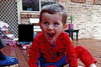 William Tyrrell disappeared in 2014.