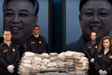 Kim Jong-Il behind the Pong Su heroin import