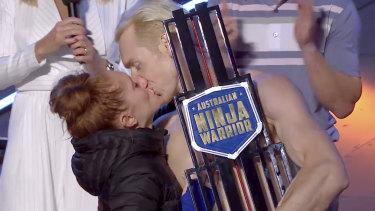 Ben Polson is Australia's newest Ninja Warrior.