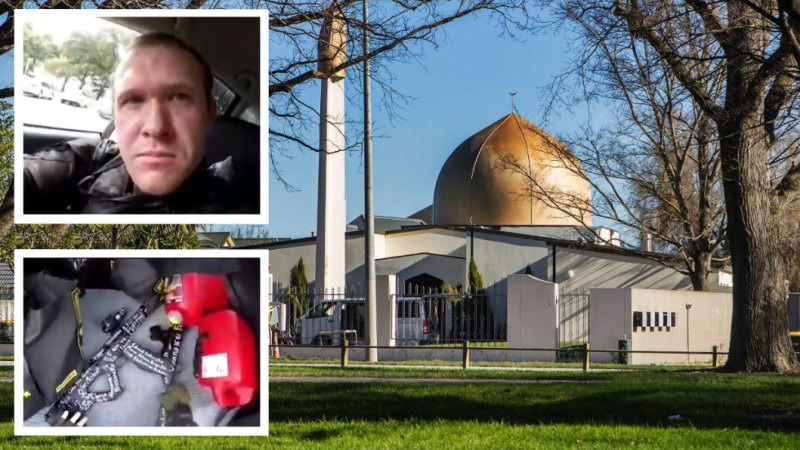 Forty-nine killed in New Zealand terror attack on two mosques