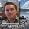 Emergency services are searching for Thomas Rae, 25, who went missing while fishing from rocks in Esperance. Picture: WA Police