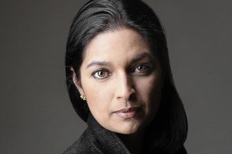 Jhumpa Lahiri wrote Whereabouts in Italian and then translated it into English.