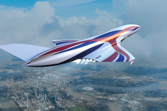 Reaction Engines is testing hypersonic flights ready for commercial use in 2030.
