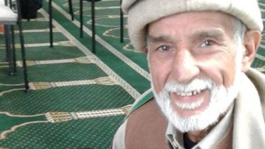 Haji-Daoud Nabi is one of 49 people killed in the Christchurch attack.