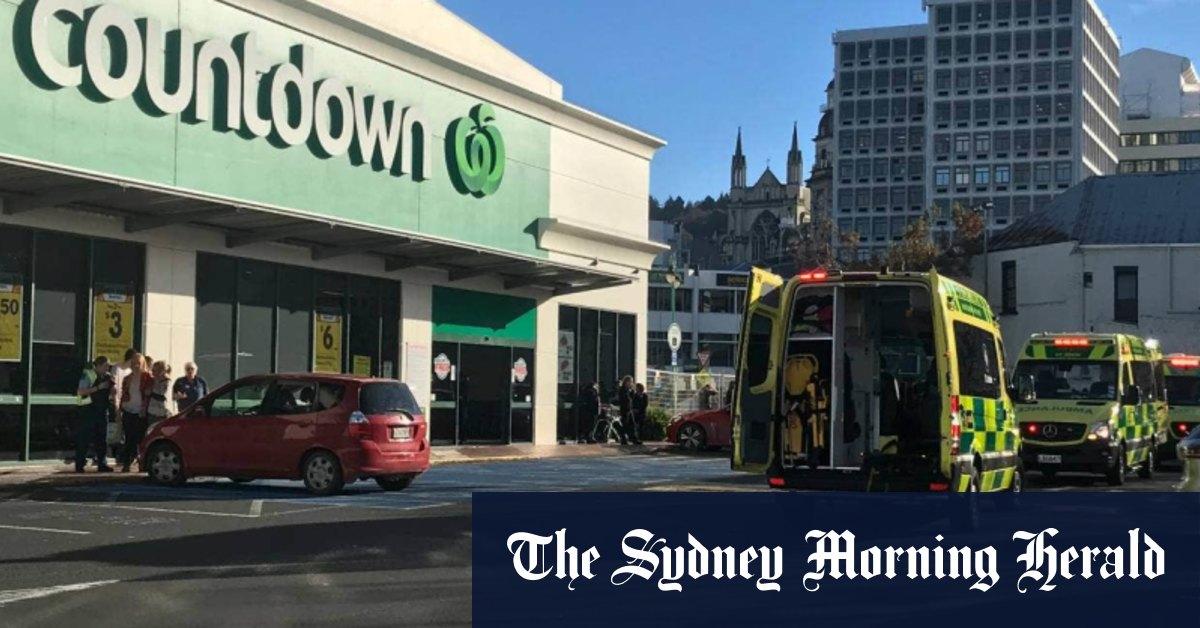 Several injured in stabbing attack at New Zealand supermarket – Sydney Morning Herald