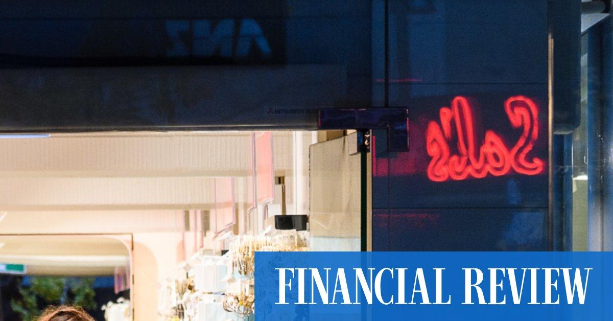 Lovisa results: Sales improve but shutdown hit weighs