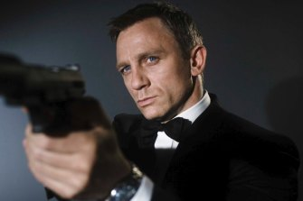 Daniel Craig as James Bond in Quantum of Solace: MGM owns the rights to the iconic franchise.