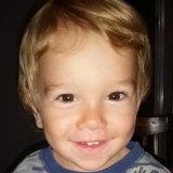 Nowra toddler Troy Almond.