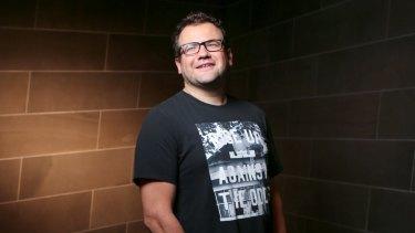 Ruslan Kogan, founder and CEO of retail website Kogan.com.