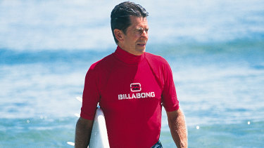 Billabong founder Gordon Merchant.