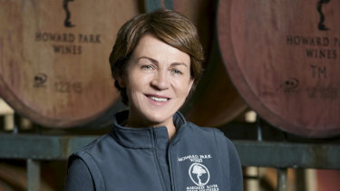 Howard Park chief winemaker Janice McDonald was named GT's winemaker of the year.