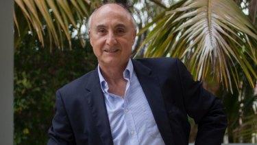 Anton Tagliaferro says TPG's plan is clear.