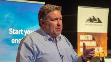 Adani Mining CEO, Lucas Dow