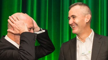 Chairman Gordon Cairns and CEO Brad Banducci are hoping to shrink Big W to profitability.