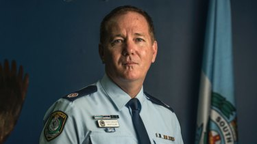 """The Law Enforcement Conduct Commission has found Commissioner Mick Fuller has been the subject of """"unfair and destructive"""" rumours."""