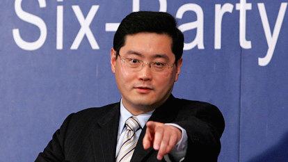 China sends sharp-tongued 'wolf warrior' to US as ambassador