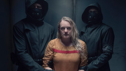 I don't want to keep watching The Handmaid's Tale but I can't turn away