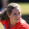 Sophie Molineux is in the frame to return for Australia this weekend.