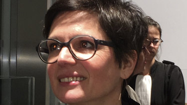 Former Green Party spokeswoman Sandrine Rousseau accused Baupin of grabbing her breast at a 2011 meeting.