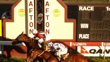 Racing is back in Grafton on Monday.