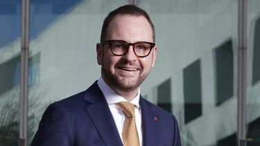 Liberal senator Andrew Bragg is pushing for change in superannuation.