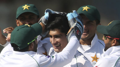 Pakistan win first home series in 10 years