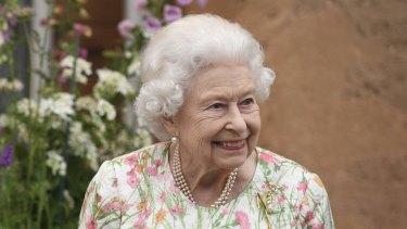 Not criticised: Britain's Queen Elizabeth II.
