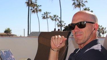 Seasoned operator: Jarryd Hayne's former US agent Jack Bechta has offered his services to Valentine Holmes.