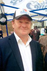 Sutherland councillor Kent Johns.