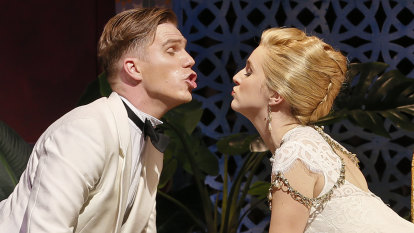 Delightful, frothy romp all part of a balanced operatic diet