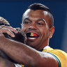 Rugby Championship is fertile ground for upsets in World Cup year