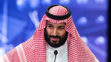 Prince Mohammed bin Salman wanted Aramco valued at $US2 trillion.