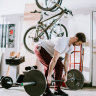 Lifting weights? Your fat cells would like to have a word
